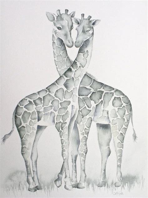 watercolor tattoos giraffe 25 best ideas about giraffe tattoos on small