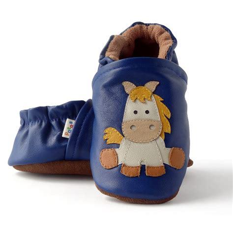 cuero bebe zapatos para bebe en cuero y suela suave patos zapatos