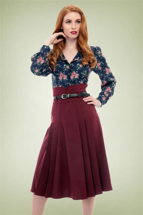 skirt style 1940s style skirts a line pencil jumper skirts