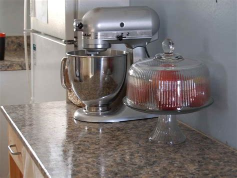 How To Faux Granite Countertops by Kitchen Ideas For Installing Faux Granite Countertops