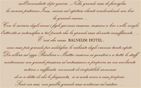 balneum bagno di romagna hotel balneum bagno di romagna terme forl 236 cesena