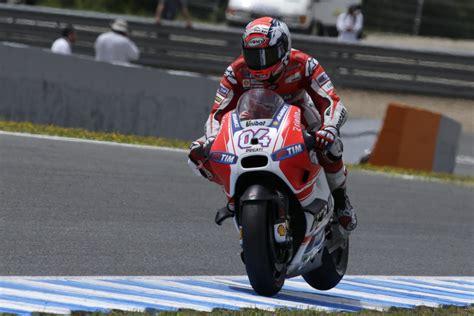 Andrea Dovizioso Flag Dovi 04 dovizioso i had a problem at the last corner on 2