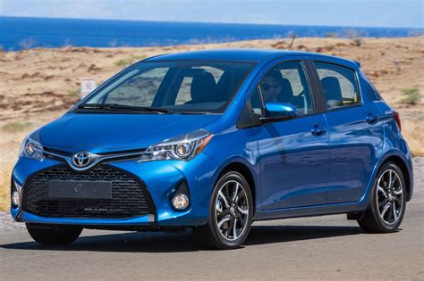 maintenance schedule for 2016 toyota yaris openbay