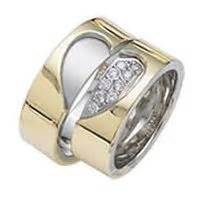 His and hers wedding bands sets matching wedding rings sets in 14k go