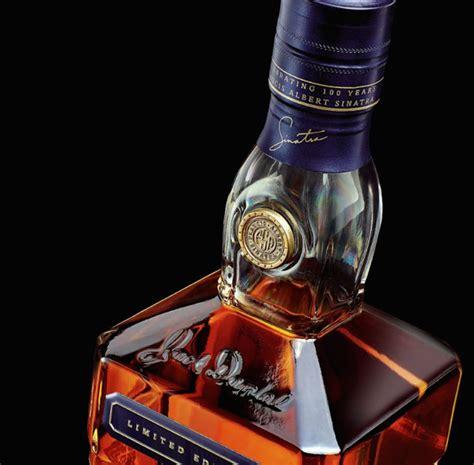 imagenes de botella jack daniels whisky jack daniels hace homenaje a frank sinatra con un