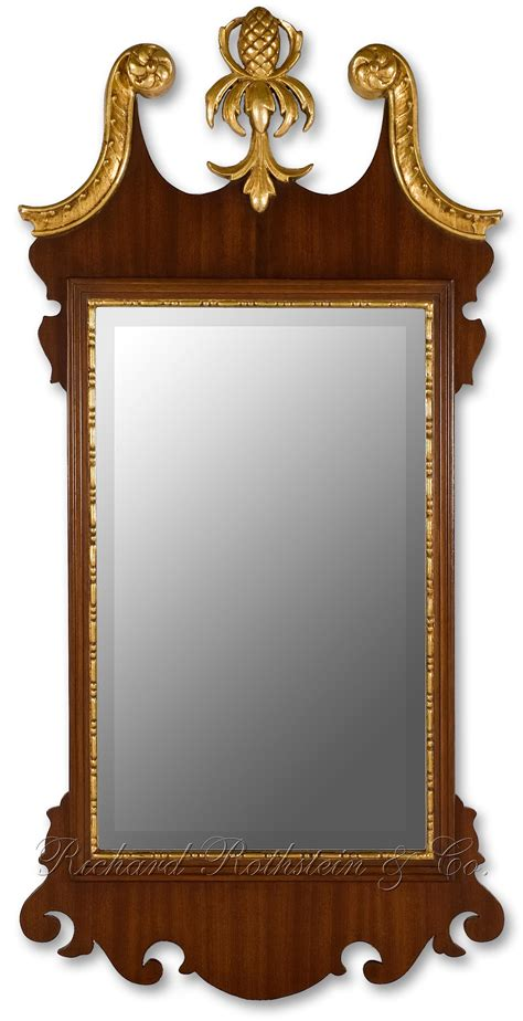 mirror s chippendale mirror mahogany chippendale mirror