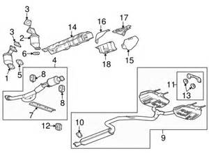 2010 Buick Lacrosse Parts Exhaust Manifold For 2010 Buick Lacrosse