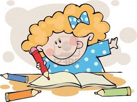 Do Home Work by Homework Clipart Kid Homework Pencil And In Color