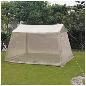 Big Lots Pop Up Canopy by View Wilson Amp Fisher 174 12 X 12 Sun Shelter With Netting