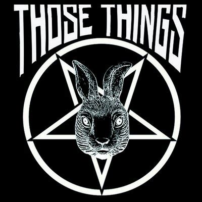 those things those things thosethingsband twitter