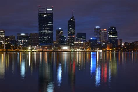 Panoramio Photo Of Perth City Of Lights From Space 1962 Perth City Lights