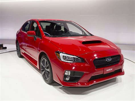 how much does a subaru impreza take 10 things you need to about the 2015 subaru wrx