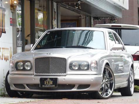 bentley turbo r custom ベントレー アルナージ r 中古車 ターボ車 フルセグ キセノン 車選び com import