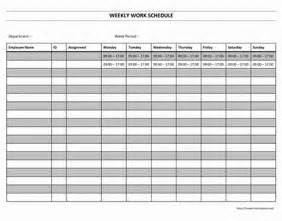 free attendance timesheet template for employee timekeeping