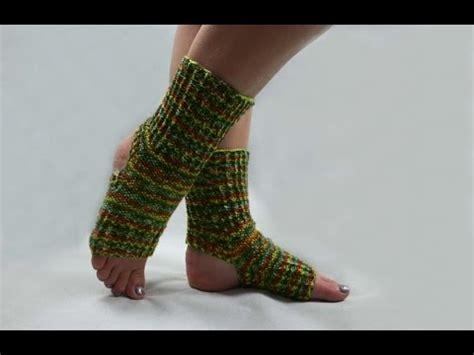 tutorial calcetines yoga c 243 mo tejer en telar unos calcetines de yoga tutorial diy