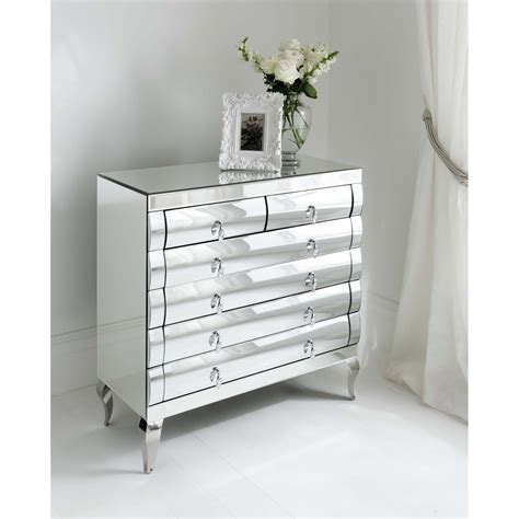 Mirrored Bedroom Set Furniture Mirrored Bedroom Furniture Raya Furniture