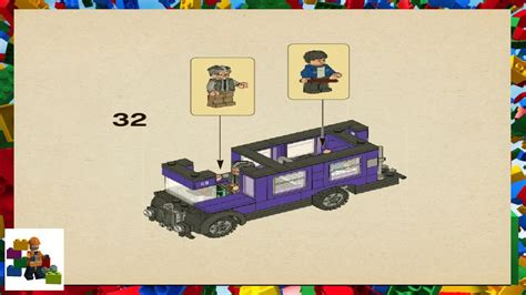 Lego 4866 The lego harry potter 4866 the
