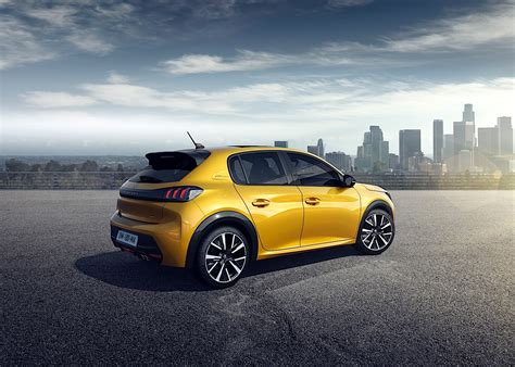 Motori 2020 Peugeot by 2020 Peugeot 208 Fully Revealed To Debut In Geneva With