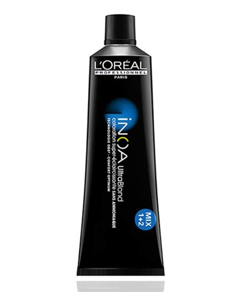 loreal permanent colour inoa ammonia free permanent colour pakcosmetics loreal inoa inoa ammonia free ultra blond permanent colour myhairandbeauty co uk
