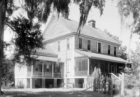 Berkeley County Court Records Springfield Plantation House Eutawville South Carolina