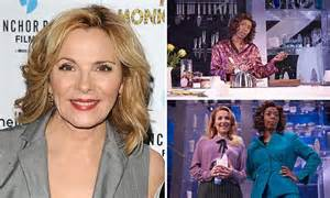 Kim Cattrall Reveals Her Battle With Chronic Insomnia