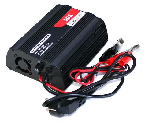lade led a batteria kfz batterie ladeger 228 t 20a f 252 r 12v batterien bc 20 b 10746