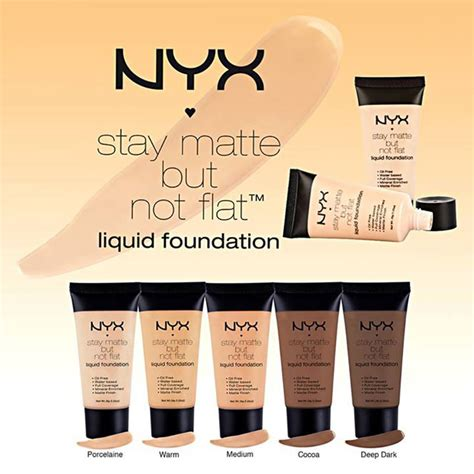 Nyx Stay Matte But Not Flat nyx tinted moisturizer foundation 2014 trends and makeup collections