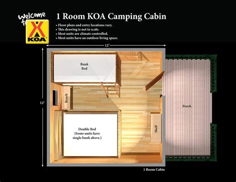 Small Showers For Small Bathrooms camping cabins between tent camping and a hotel