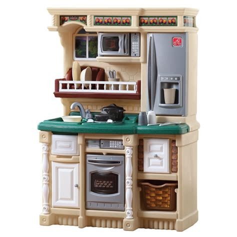 Toddler Wooden Kitchen Set by Wood Play Kitchen Sets Homesfeed