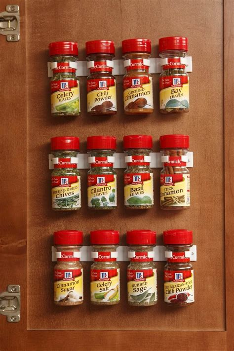 kitchen spice organization ideas genius kitchen organization products domestically speaking