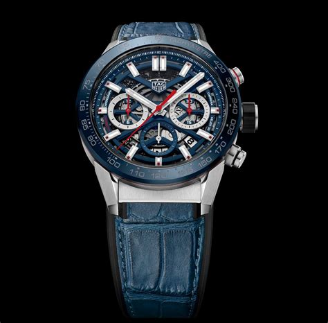 Tag Heuer Skeleton Leather Rbgn 03 tag heuer heuer 02 time and watches