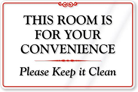 keep microwave clean sign just b cause