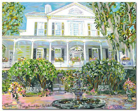 thomas bennett house thomas bennett house painting charleston