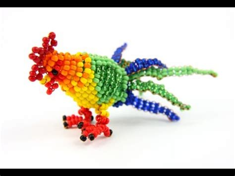 bead and string animals how to make beaded animals beaded animals diy