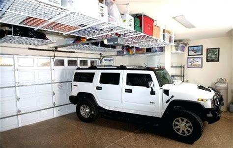 overhead garage storage racks robys co