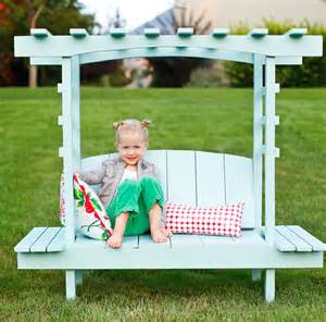 Child S Tool Bench Ana White Child S Bench With Arbor Diy Projects