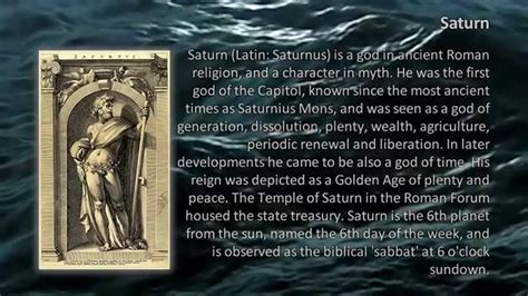 saturn story el saturn the story of the phoenician gods of the
