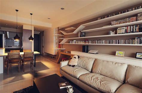 crest home design nyc 美輪美奐的完美貓屋 結合書架的貓跳台裝潢 大人物 70178