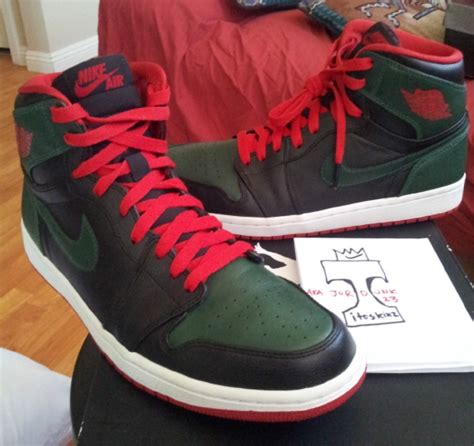 gucci retro sneakers air 1 retro high og quot gucci quot sle sbd