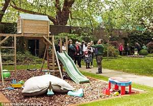 Garden Of Number Number 10 Downing A Pond For David Cameron S