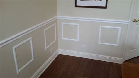 Faux Wainscoting Ideas Baseboard And Faux Wainscoting Baseboard Molding