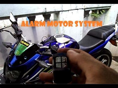 Alarm Motor Panastar By Wmp test alarm motor remot panastar di yamaha vixion yudistira