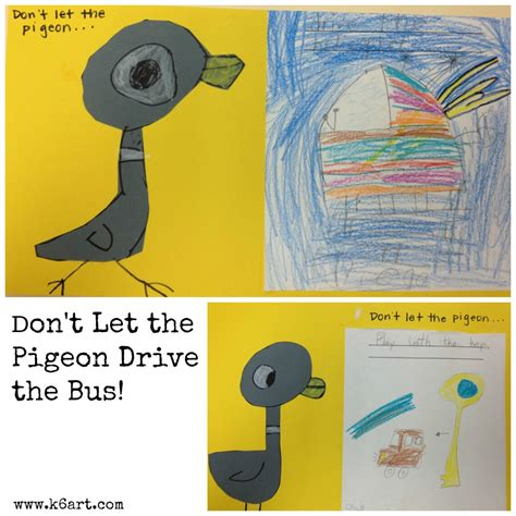 libro dont let the pigeon dont let the pigeon drive the bus activities www imgkid com the image kid has it