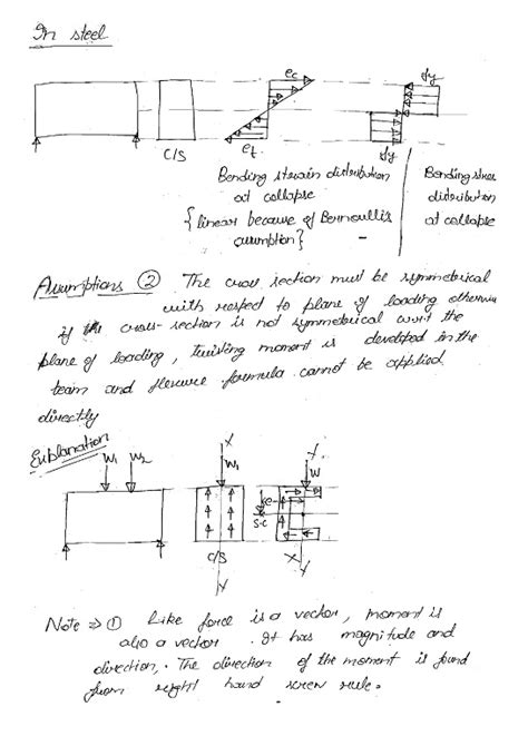 design for manufacturing notes design of steel structure made easy class notes