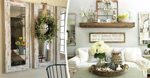 Livingroom Makeover 25 must try rustic wall decor ideas featuring the most
