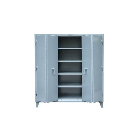 Industrial Cabinet by Strong Hold Industrial Storage Cabinet With Bi Fold