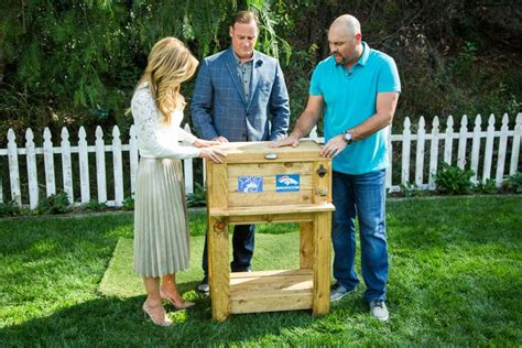 diy tailgating cooler home family hallmark channel