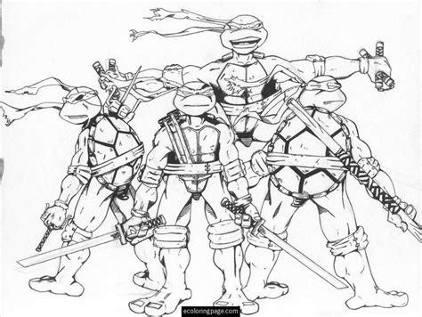 ninja turtle coloring page donatello coloring pages ninja turtles coloring pages pictures