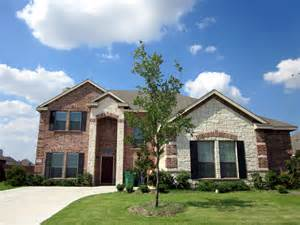 Housing In Tx Glenbrooke Estates Prosper Dr Horton