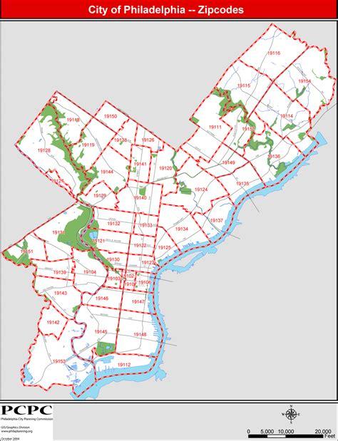 zip code map of philadelphia philadelphia zip code map mapsof net